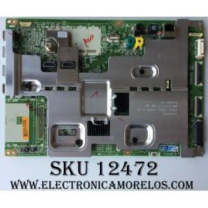 MAIN / LG EBT64267805 / EAX66886304(1.0) /  Smart TV.  OLED 4K / HDR HDR10 y Dolby Vision  / PANEL LC650AQD (GJ)(A8) / LC650AQD (EK)(A2) / MODELO OLED65B6P-U BUSZLJR