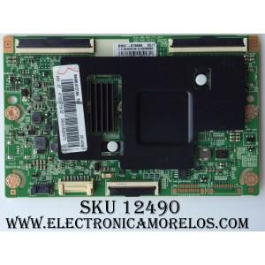 T-CON / SAMSUNG BN95-01315A / BN41-02131A / BN97-07968A / MODELO UN55H7150AFXZA TS01 / PANEL CY-SH055DSLV2H