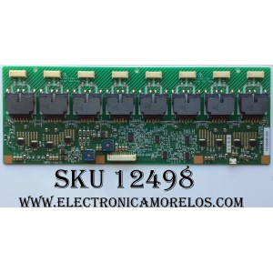BACKLIGHT INVERSOR / MAXENT 19.26006.054 / HIU-641B / HPC-1561C / MODELO MX-26X3