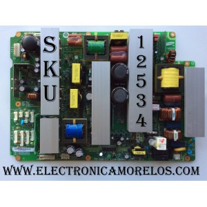 FUENTE DE PODER / PHILIPS LJ44-00144A / 996500044498 / PS-506-PH / MODELO 50PFP5332D/37