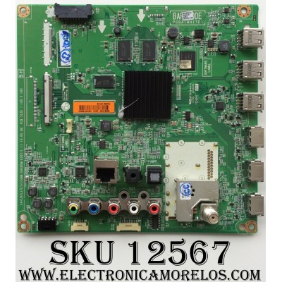 MAIN / LG EBT63728202 / EAX65610207(1.1) / PANEL NC500DUN-VXBP3 / MODELO 50LF6090-UB BUSJLOR