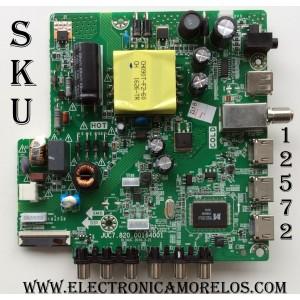 MAIN / FUENTE /  (COMBO)  HITACHI 999W6H / JUC7.820.00164001 / MODELO 40A3 / PANEL C400F16-E11-S