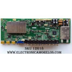 MAIN / APEX 1006H1170 / CV119Q / MODELO LD4088 / PANEL T400HW02 V.2