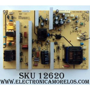 FUENTE DE PODER / APEX IP46002 / IP46002 V.1 / MODELO LD4088 / PANEL T400HW02 V.2