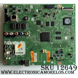 MAIN / LG EBT64048902 / 64048902 / EAX66703203 / 63438802 / MODELO 55UF6450-UA AUSYLJR / PANEL LC550EGE(FH)(M1)