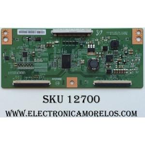 T-CON / RCA 1DY171GFE / V500HJ3-CPE1 / MODELO LED50B45RQ / PANEL V500HJ3-PE1-12V