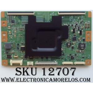 T-CON / SAMSUNG 3G.2C4A.5SL / V500HK2-CPS1 / MODELO UN50F6350AFXZA NH02 / PANEL CY-HF500CSMV1H