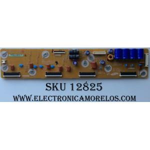 X-SUS / SAMSUNG BN96-30199A / 048A / LJ41-10371A / LJ92-02048A / MODELO PN60F5300BFXZA TS02