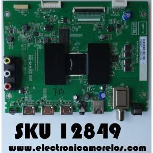 MAIN / TCL T8-28NA3R-MA1 / 40-UX3801-MAB2HG / V8-UX38001-LF1V028 / MODELO 32S305TEAA
