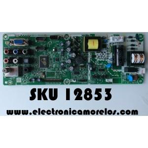 FUENTE / MAIN / (COMBO) SANYO A5RLEUT / BA5RLEG0201 2_1 / MODELO FW24E05F ME1 / PANEL U5AL1XT