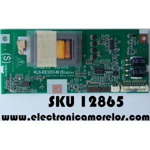 BACKLIGHT INVERSOR / PHILIPS 6632L-0211B / KLS-EE32CI-M (SL) / KLS-EE32CI-M (S) / MODELO 32PF7320A/37 / PANEL LC320W01(SL)(01)