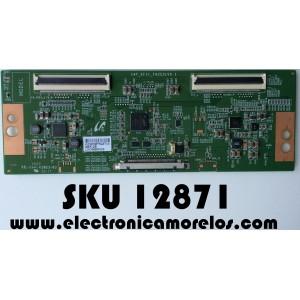 T-CON / ELEMENT LJ94-29830F / 29830F / 14Y_EF11_TA2C2LV0.1 / MODELO ELEFW408 J6G5M
