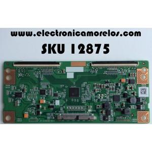 T-CON / ELEMENT 1P-0149J00-4011 / E253117 / MODELO ELEFT406 K6F0M/  RCA  RLDED4016A-H