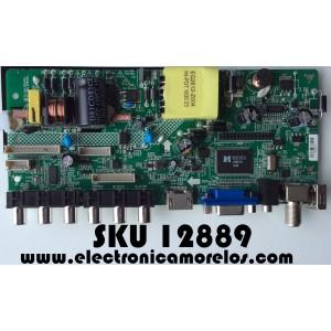 MAIN / FUENTE / (COMBO) PROSCAN 3393E1608 / ZP.VST.3393.E / MODELO PLDEDV3285 /