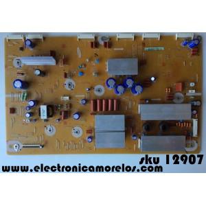 Y-SUS / SAMSUNG BN96-30198A / LJ92-02049A / LJ41-10372A / MODELO PN60F5300BFXZA TS02