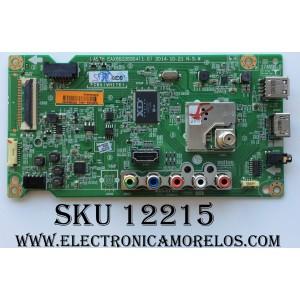 MAIN / LG EBT63481961 / LA57H / EAX66226904(1.0) / PANEL NC430EUN-AACR1 / MODELOS 43LF5400-UB BUSYLJR / 43LF5400-UB BUSYLOR / 43LF5400-UB AUSYLOR