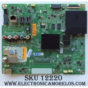 MAIN / LG EBT63980903 / EAX66524702(1.1) / MODELO 43UF6400-UA.BUSYLOR / PANEL NC430DGE-SADP1