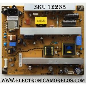 FUENTE DE PODER / LG EAY62812501 / 62812501 / PSPI-L202A / 3PCR00221A / EAX64863801 / MODELO 50PN4500-UA.BUSYLJR / PANEL PDP50T50010