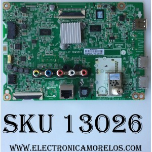 MAIN / LG EBU63934402 / EAX67148704 (1.0) / PANEL´S NC430DUE-AAFX1 / NC430DUE-ABFX1 / MODELO 43LJ5500-UA BUSYLJM