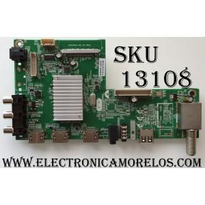 MAIN / JVC 1010077140 / 1010077140-09229 / MS34580-ZC01-01 / MODELO LT-55UE76