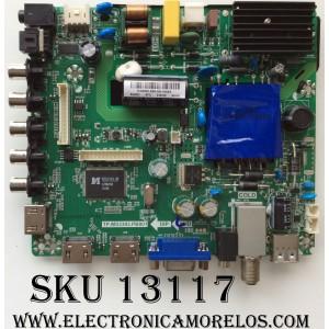 MAIN / FUENTE / (COMBO) / ELEMENT 34016550 / H16081259 / TP.MS3393.PB801 / MODELO  ELEFW3916