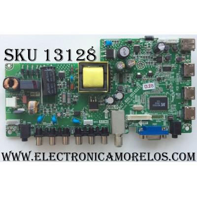 MAIN / FUENTE (COMBO) / RCA 32G850143339-A1 / 999C6KH / HLS43C / PANEL ST3151A05-8 / MODELO LED32E30RH