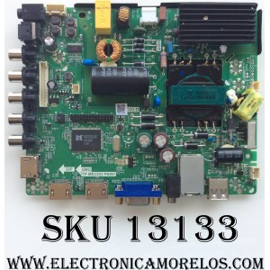 MAIN / FUENTE / ELEMENT 34012403 / TP.MS3393.PB851 / N14080119 / MODELO ELEFW408 H1401 / PANEL V400HJ6-PE1