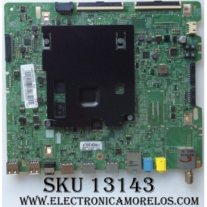 MAIN / SAMSUNG BN94-10782D / BN41-02528A / BN97-10972A / MODELO UN65KU700DFXZA FA01