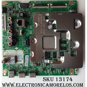 MAIN / LG EBU64002202 / EAX67146203 (1.1) / PANEL`S NC430DGG-AAFX3 / LC430DGJ (SK)(A4) / MODELO 43UJ6300-UA.BUSYLJM