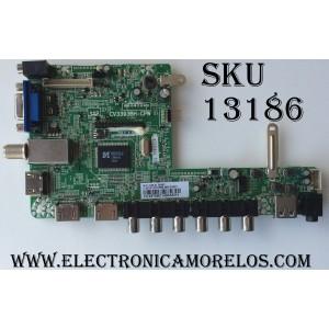 MAIN / ELEMENT 43T0461 / CV3393BH-CPW / SY14172 / 890-M00-03N23 / MODELO ELEFW408 / PANEL  400D3-HA24-DY4 (VER. A7)
