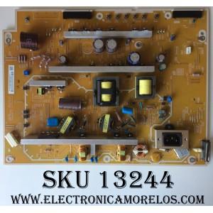 FUENTE DE PODER / PANASONIC N0AE6JK00007 / B159-205 / 4H.B1590.081/C / MODELO TC-P42X60 / PANEL MC106HU6A11