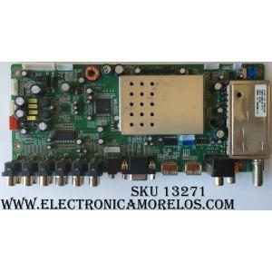 MAIN / VIORE 0712102-2 / ST07120267-2 / T260XW02VK(5V) / B.ZRAT3C-1 7355 / MODELO LCD26V37HA