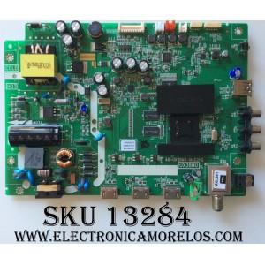 MAIN / TCL GTC000149A / V8-UX38001-LF1V025(L1 / 40-UX38M0-MAD2HG / MODELO 32S3750TRAA / PANEL LVW320CS0T