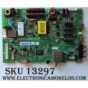 MAIN / FUENTE / (COMBO) LG 1608607M / 43E3100 / 1608607LA8098 / 5823-A6M68A-0P00 / VER00.05 / MODELO 43LH5000-UA
