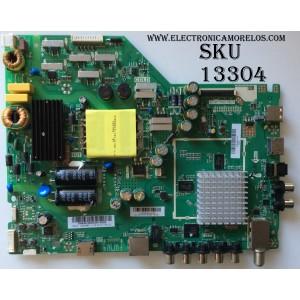 FUENTE / MAIN / VIZIO 755.00W01.0009 / 75500W010009 / A15095086 / TP.MT5580.PB75 / MODELO E40-C2 LWZQSFCR / PANEL LSC400HN02