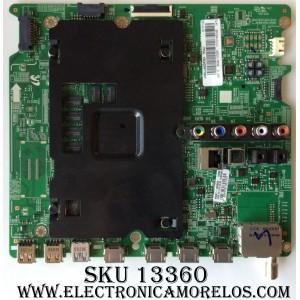 MAIN / SAMSUNG BN94-10056P / BN97-10062C / BN41-02344D / SUSTITUTAS BN94-08935A, BN94-09019U, BN94-10520N / MODELO UN60JU650DFXZA HD01 / PANEL CY-GJ060HGSV1H