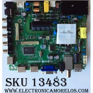 MAIN / FUENTE (COMBO) / RCA K17030735 / 21005686 / E17037-KK / TP.MS3393.PB801 / PANEL´S MD5004YTIF / V500HJ1-PE8 / MODELOS LED50B45RQ / ELEFW5017 LE-50GV350-D3 / ELEFW5017 C7C0M0A3D