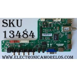 MAIN / SANYO 02-MB3393-CWS001 / T.MS3393T.78 / 3MS3393X-3 / MODELO DP55D44 P55D44-00 / PANEL LSC550HJ03