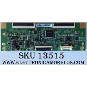 T-CON / SAMSUNG 977-12070B / 97712070B / HV430FHB-N4A / B088004AA1665-02 / MODELO UN43J5200AFXZA BD06 / PANEL CY-JJ043BGEV2H HW45