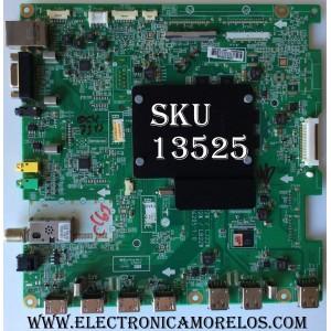 MAIN / LG EBT62018907 / EAX64434205-1.0 / EBR74445904 / MODELO 55UJ6300-UA BUSYLOR