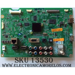 MAIN / LG EBT61978703 / EAX64437505(1.0) / MODELO 55UJ6300-UA.AUSYLOR / PANEL LC550EUE(SE)(U1)