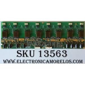 BACKLIGHT INVERSOR / TOSHIBA 27.14240.018 / T87I015.01 / I320B1-24-V03-F1E0 / MODELO P32LSA PANEL V320B1-L01 REV C2