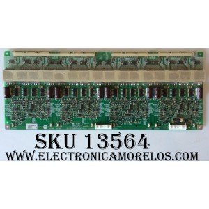 BACKLIGHT INVERSOR / PANASONIC SIT260WD16C03 / K02I057.01 / MODELO TC-26LX20 / PANEL LTA320W1-L01