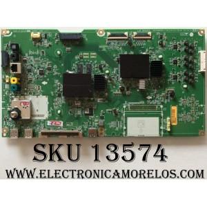 MAIN / LG EBT64299602 / EAX66845306(1.1) / SMART LED TV 4K UHD / TruMotion 240Hz / Smart TV Operating System webOS 3.0  / ULTRA HD (3840x2160)  PANEL LC750WQF (FJ)(M1) / MODELOS 75UH6550 BUSWLJR / 75UH6550-UB BUSWLJR