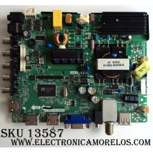 MAIN / ELEMENT 34014087 / TP.MS3393.PB851 / MODELO ELEFW505 F5C0M / PANEL V500HJ1-PE8 Rev. C3