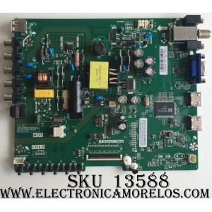 MAIN / FUENTE / (COMBO) B16128133 / TP.MS3393T.PB952 / MODELO X32 B6NV93KA / PANEL HV320WHB-N81