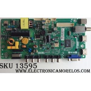 MAIN / FUENTE (COMBO) L15020872 / TP.MS3393T.PB710 / MS39PV / GT0000006A / T8-32NATL-MA1 / 02-SHY39V-CHNA01 / V8-MS39PVN-LF1V027 / MODELO 32B2800LCAA