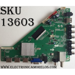 MAIN / RCA MSD3458V6.2-A / P019957 / MSD3458V6.2-A 2L / MSD3458 V6.2 / PANEL LC650RU1A / MODELO RTU6549