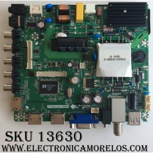 MAIN / ELEMENT H16071133 / TP.MS3393.PB801 / VERSIN aeed / MODELO ELEFW3916 /
