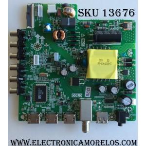 MAIN / FUENTE / (COMBO) 998N6H / JUC7.820.00164001 / HLS43C / MODELO 40A3